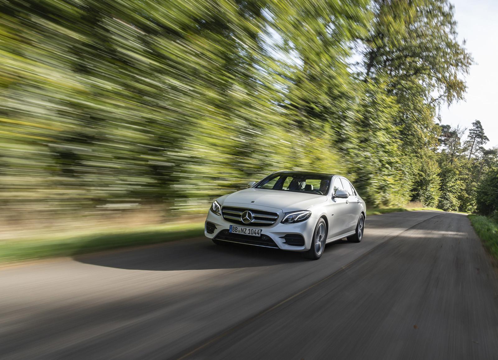 Foto de Mercedes-Benz E 300 de (presentación) (20/47)