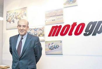 Carmelo Ezpeleta, el Ecclestone de las motos