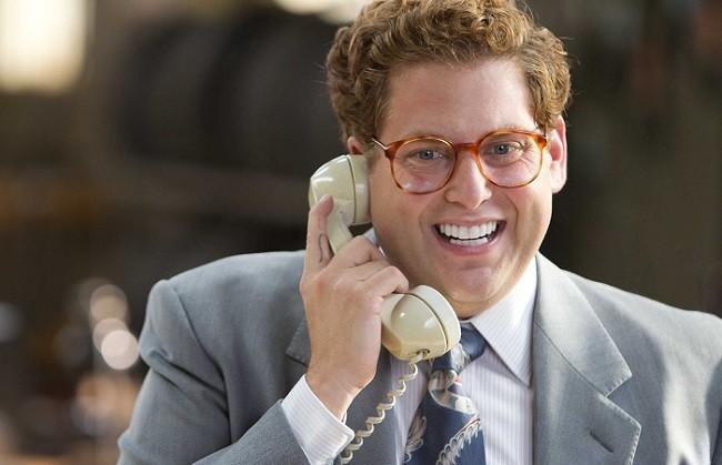 Jonah Hill en 'El lobo de Wall Street'