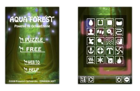 Aqua Forest, un juego muy especial para iPhone