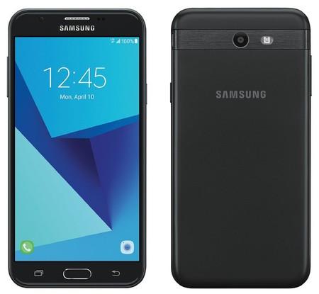 El Samsung Galaxy J7 2017 posa para la cámara en una posible imagen de prensa