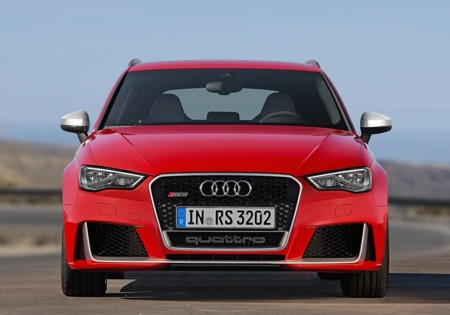 Audi RS3 Sedán: en Estados Unidos, al RS3 le crecerá el culo