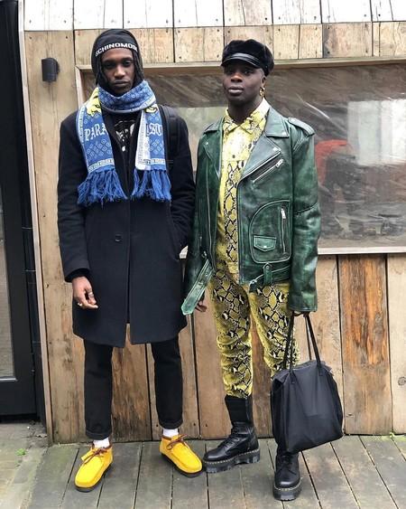 Street Style London Fashion Week Mens January 2019 Fall Winter 10