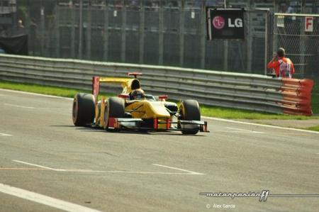 Davide Valsecchi 2012 Monza GP2