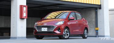 Hyundai Grand i10 Sedán 2021, a prueba: espacio y comodidad en talla CH