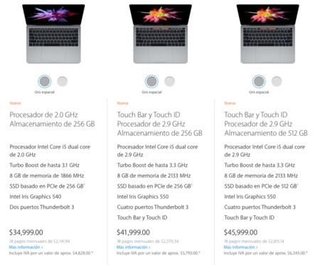 Nueva Macbook Pro 13 Pulgadas Precio Mexico