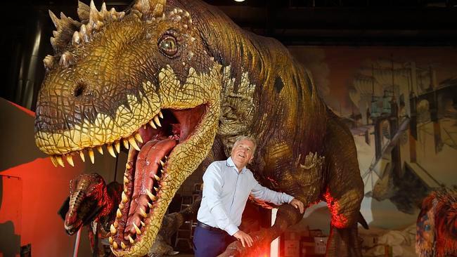 Dinosaurio 01