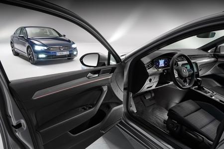 Volkswagen Passat 2020 interior