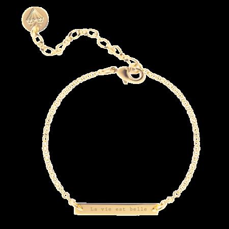 Pulsera Chain Amelie Oro 49 00eur