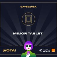 Mejor tablet: vota en los Premios Xataka Orange 2021