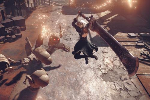 La actualización de NieR Automata en Steam elimina Denuvo del juego: ya está disponible y sabemos el peso de la descarga