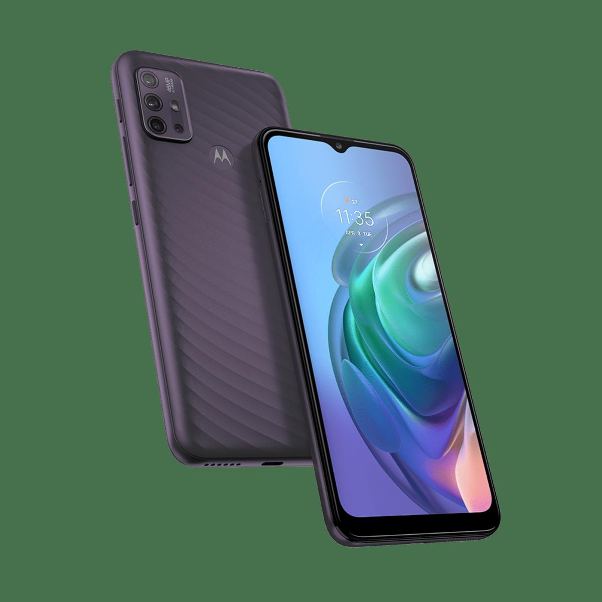 Motorola Moto g10 aurora gray, 4/64 GB