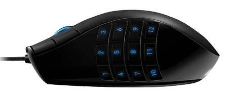 Razer Naga, un ratón para jugones