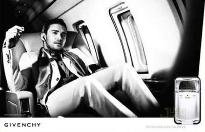 Timberlake se estrena como la imagen de Givenchy