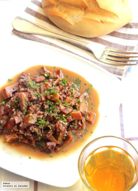 Cocinar Niscalos | Receta De Arroz Caldoso Con Niscalos