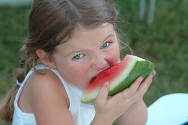 Un truco útil: como quitar manchas de fruta