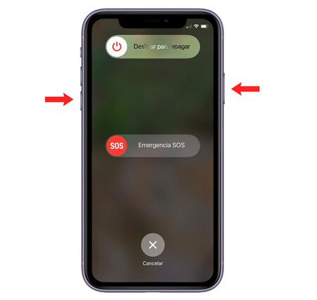 Apagar Iphone 12