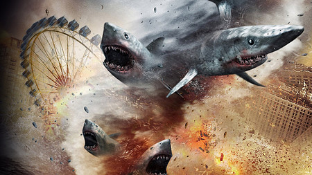 'Sharknado 5', el fenómeno televisivo de la temporada ya tiene título oficial y cameos confirmados