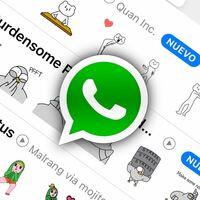 WhatsApp añade seis nuevos packs de stickers animados: así puedes hacerte con todos