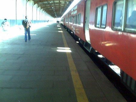 Perder el tren