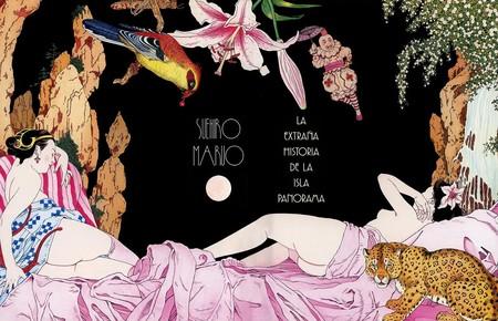 'La extraña historia de la isla Panorama', de Suehiro Maruo