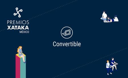 Mejor convertible, vota por tu preferido para los Premios Xataka México 2018