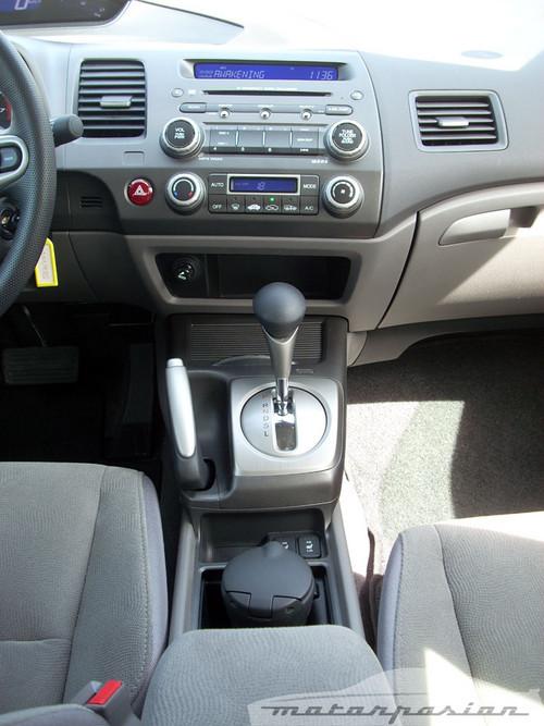 Foto de Honda Civic Hybrid (prueba) (19/40)