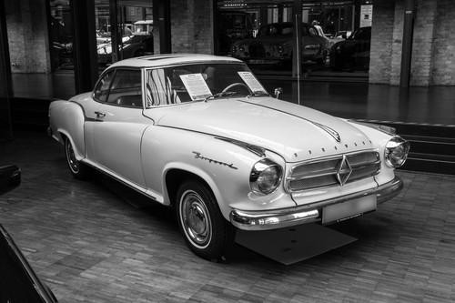 Borgward, la marca alemana de autos que terminó siendo mexicana