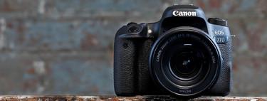 Canon EOS 77D, Nikon D3500, Sony A6000 y más cámaras, objetivos y accesorios en oferta: Llega Cazando Gangas