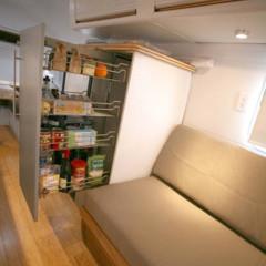 Foto 9 de 14 de la galería casas-poco-convencionales-una-caravana-con-mucho-estilo en Decoesfera
