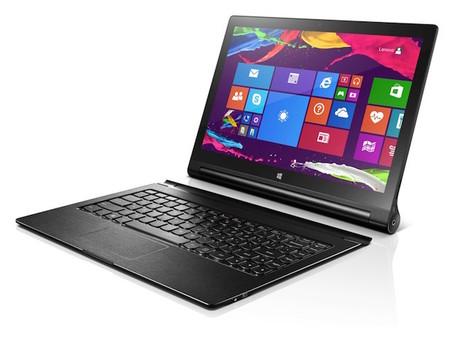 Yoga Tablet 2, así son los nuevos tablets de Lenovo
