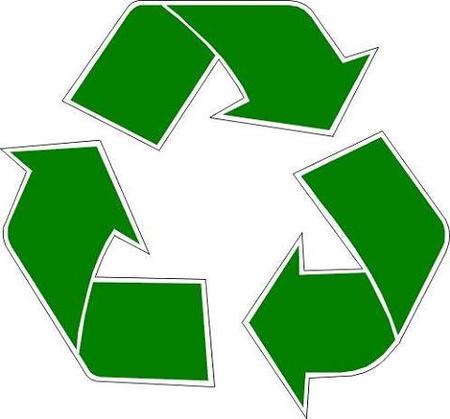El reciclaje alemán en artilugios usados