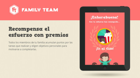 FamilyTeam, convierte las tareas domésticas en un juego en familia