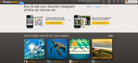 Cómo ganar dinero comercializando tus fotos de Instagram