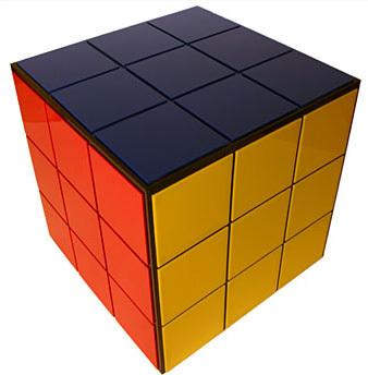 Mesa cubo de Rubik