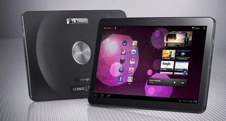 Samsung Galaxy Tab 10.1: más grande y más potente