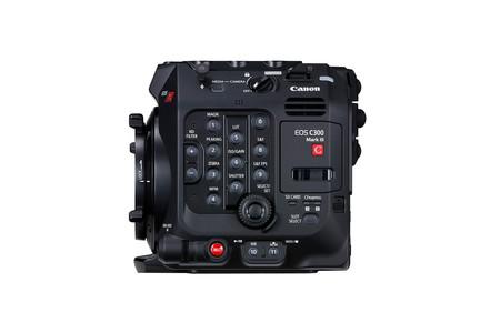 Canon C300 Mark III cámara para cine y publicidad