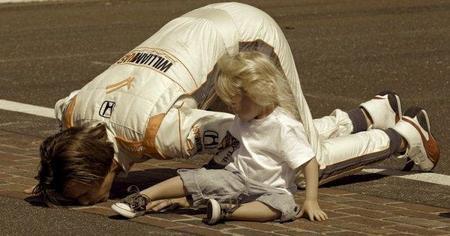Fallece Dan Wheldon en la última cita de las IndyCar Series