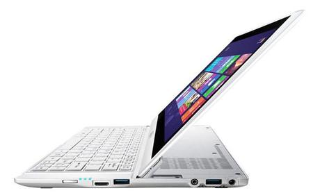MSI S20 Slider 2, un tablet convertible con Windows 8