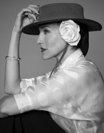Sarah Jessica Parker en Harper's Bazaar marzo 2009