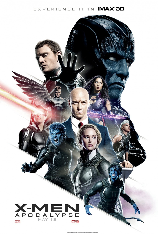 Foto de 'X-Men: Apocalipsis', todos los carteles (22/22)