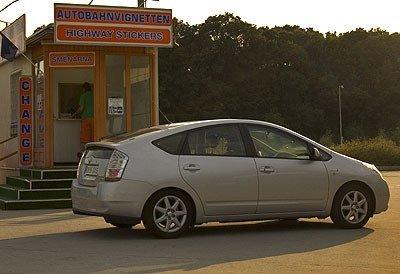 Prueba de larga duración del Toyota Prius
