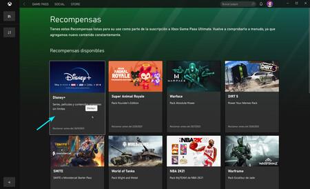 Disney Plus Xbox Game Pass Ultimate