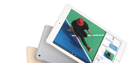iPad, este es el nuevo tablet de Apple que reemplaza al iPad Air 2 pero es más barato que un iPad Pro