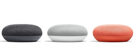 Google Home Mini Tres Colores