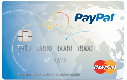 tarjeta prepago de paypal