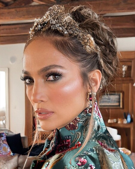 Jlo Look Dolce Gabbana Hc Beauty 02