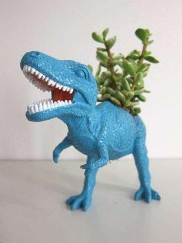 maceta dinosaurio 2