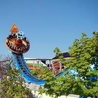 'Nickelodeon Land', la nueva zona infantil del Parque de atracciones en Madrid en obras