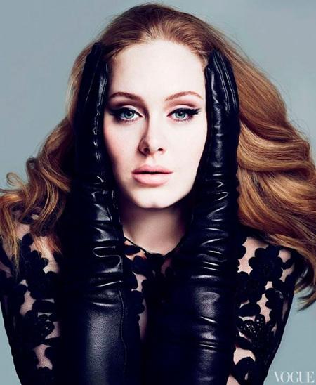 Adele en Vogue